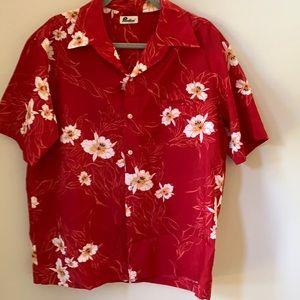 Pacifica Hawaiian Shirt